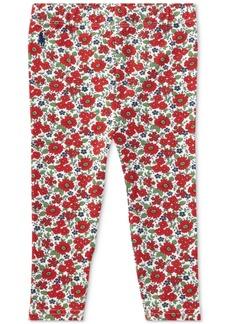 Ralph Lauren: Polo Ralph Lauren Floral Leggings, Baby Girls