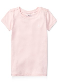 Ralph Lauren: Polo Polo Ralph Lauren Little Girls T-Shirt