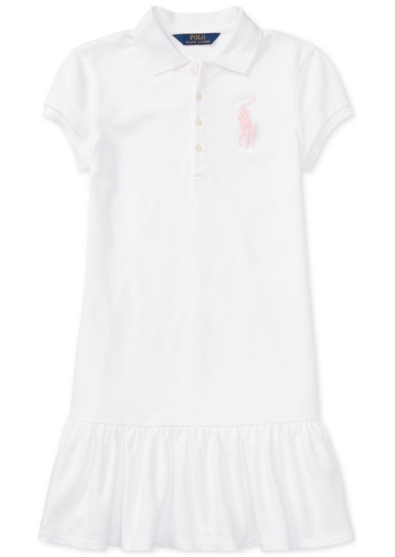 Ralph Lauren  Polo Ralph Lauren Polo Dress, Big Girls   Dresses 684f3d5b455a