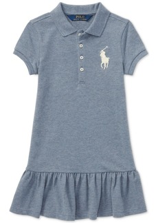 Ralph Lauren: Polo Ralph Lauren Polo Dress, Toddler Girls