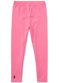 Ralph Lauren: Polo Polo Ralph Lauren Toddler Girls Pony Leggings