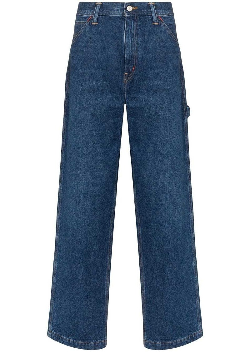 Ralph Lauren Polo relaxed straight-leg jeans