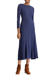Ralph Lauren: Polo Rib-Knit Sweater Dress