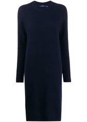 Ralph Lauren: Polo ribbed-knit midi dress