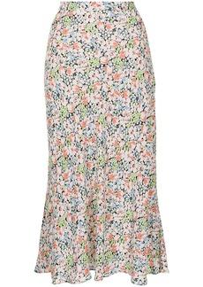Ralph Lauren: Polo Robin floral-print skirt