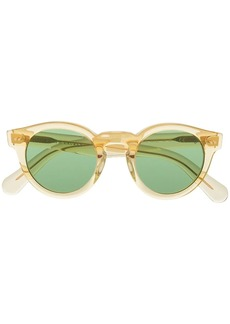 Ralph Lauren Polo round-frame sunglasses