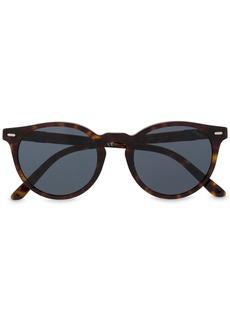 Ralph Lauren Polo round tortoiseshell sunglasses