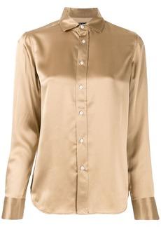 Ralph Lauren: Polo satin blouse