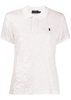 Ralph Lauren: Polo sequined polo shirt