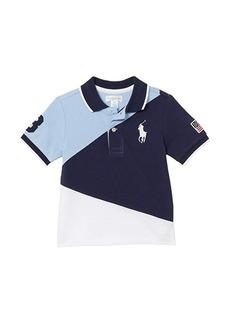 Ralph Lauren: Polo Short Sleeve Basic Mesh Polo (Infant)