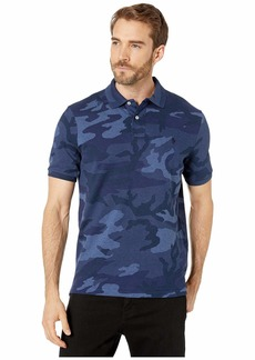 Ralph Lauren Polo Short Sleeve Classic Fit Camo Pique Mesh Polo