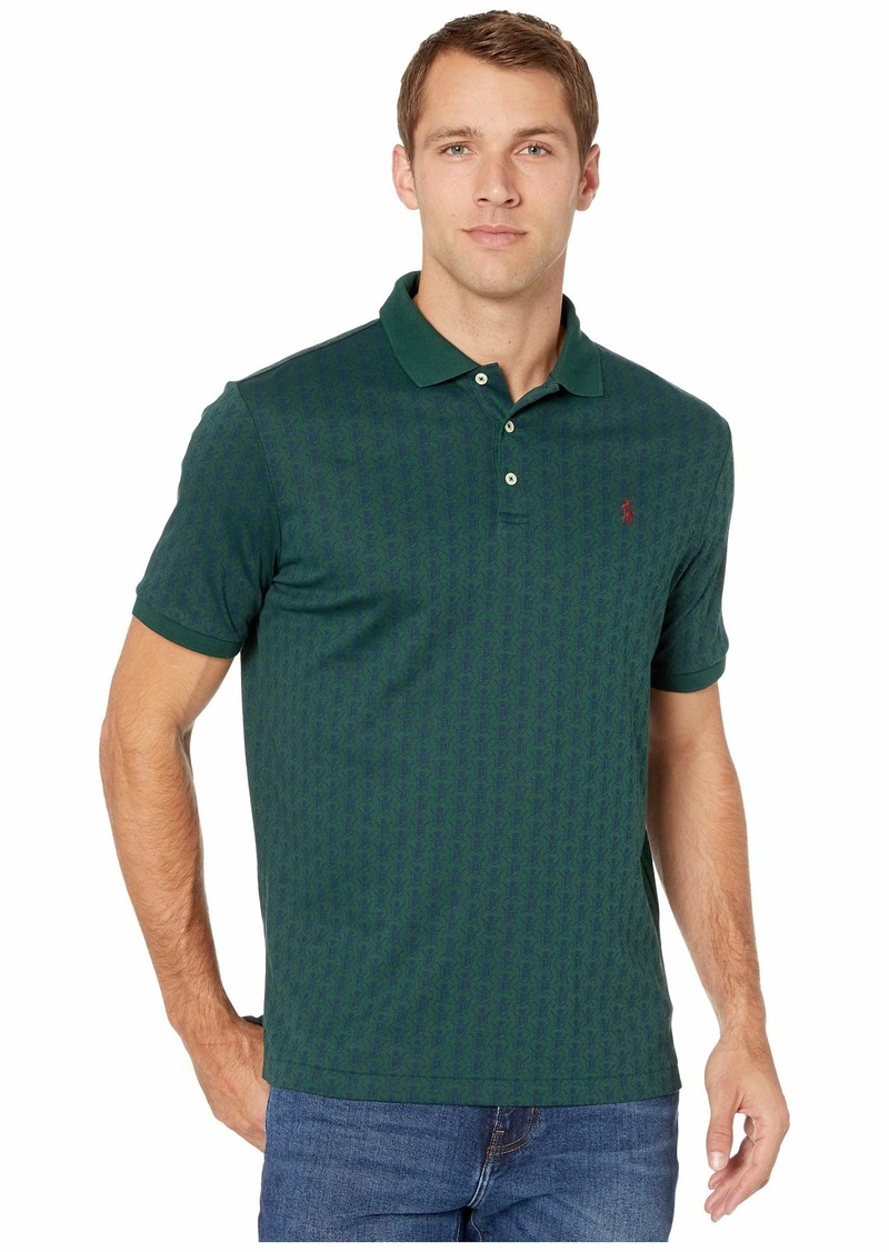 Ralph Lauren Polo Short Sleeve Classic Fit Soft Touch Polo