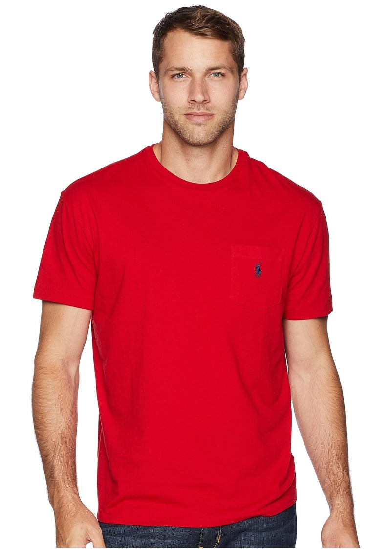 Ralph Lauren Polo Short Sleeve Crew Neck Pocket T-Shirt