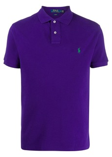 Ralph Lauren Polo short sleeve embroidered logo polo shirt