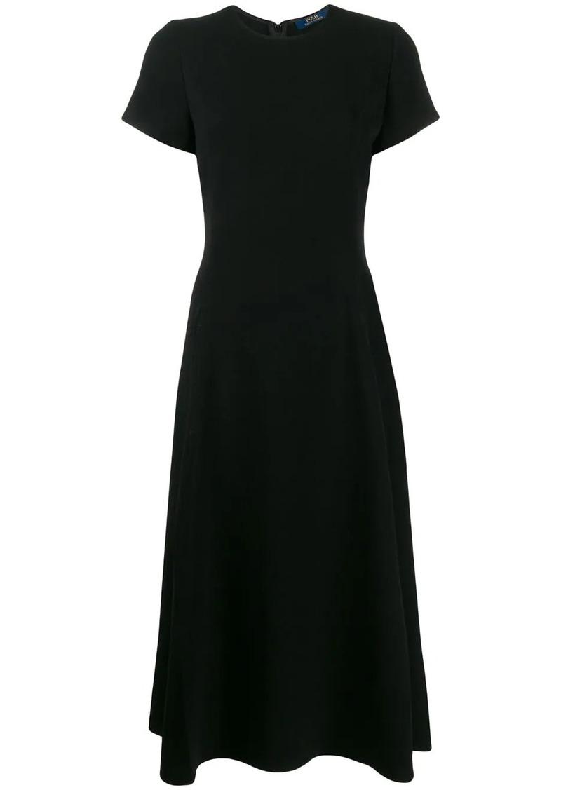 Ralph Lauren: Polo short sleeve flared dress'