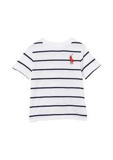Ralph Lauren: Polo Short Sleeve Jersey Tee (Infant)
