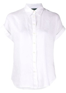 Ralph Lauren: Polo short sleeve loose fit shirt