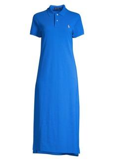 Ralph Lauren: Polo Short Sleeve Polo Dress