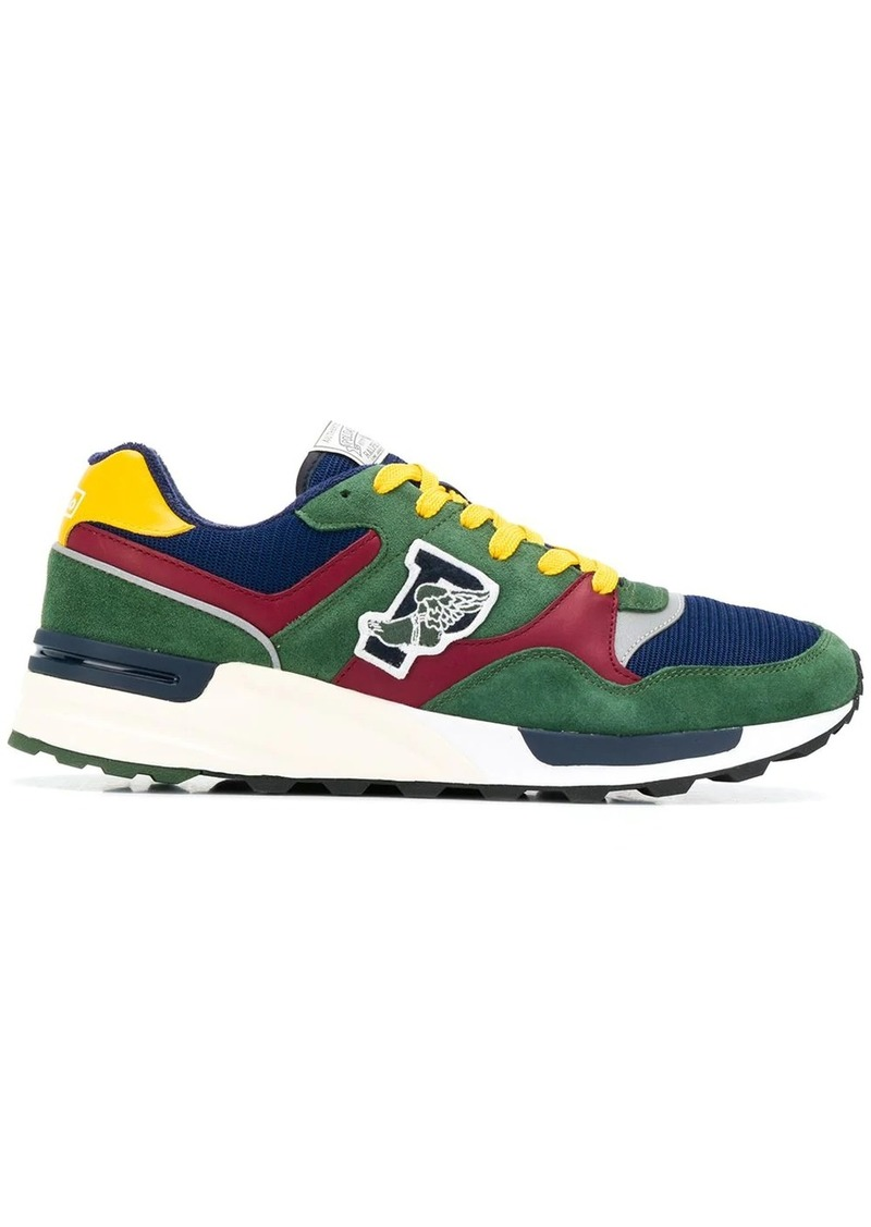 Ralph Lauren Polo side logo sneakers