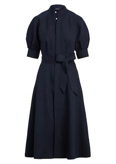 Ralph Lauren: Polo Silk A-Line Dress