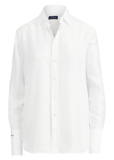 Ralph Lauren: Polo Silk Shirt
