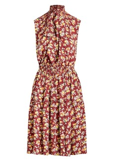 Ralph Lauren: Polo Sleeveless Floral Dress