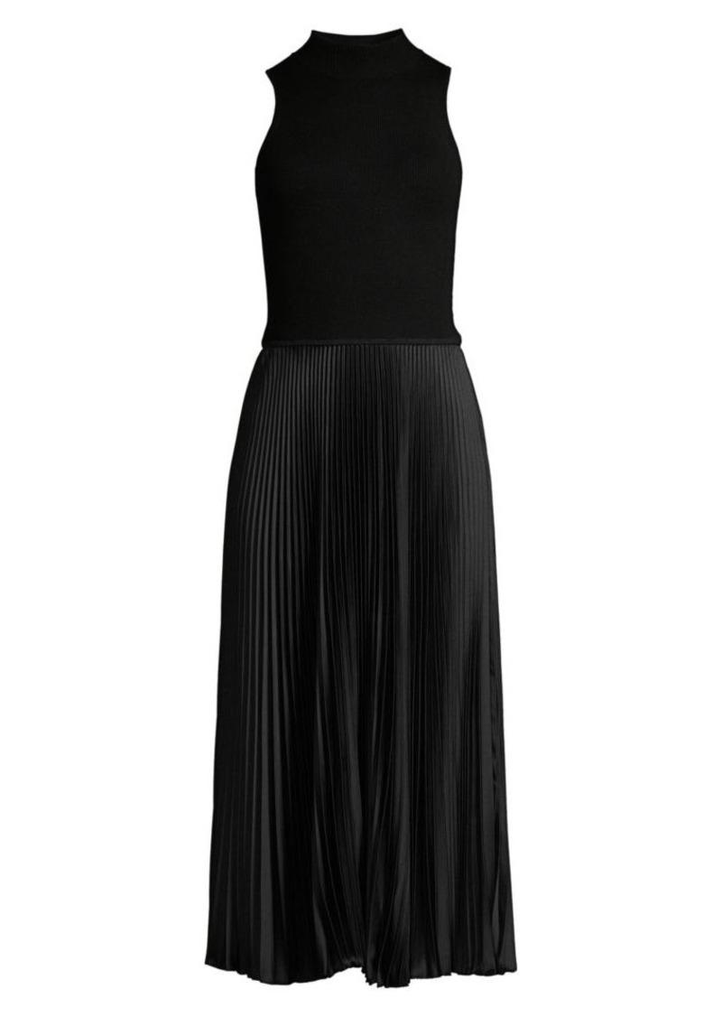 Ralph Lauren: Polo Sleeveless Pleated Dress