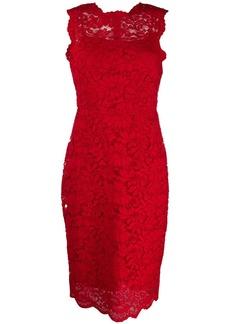 Ralph Lauren: Polo sleeveless scalloped lace dress