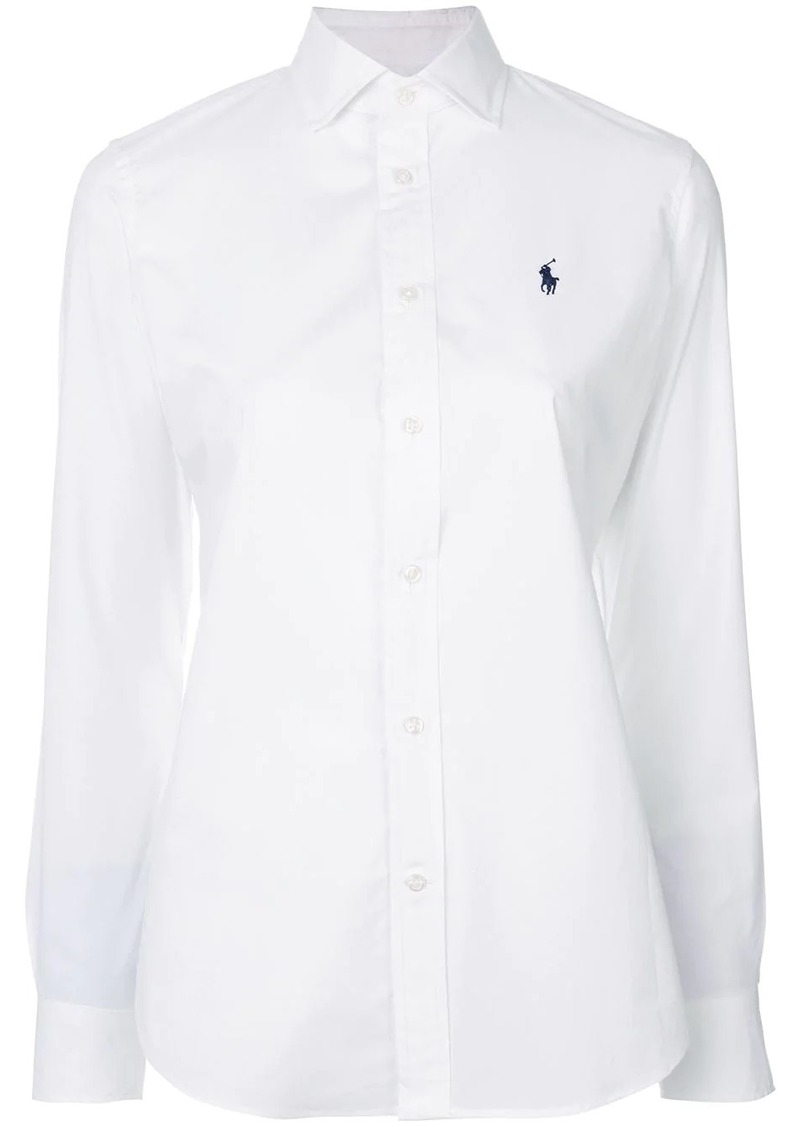 Ralph Lauren: Polo slim-fit classic shirt