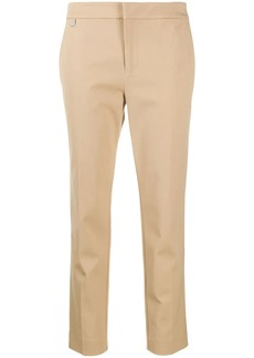 Ralph Lauren: Polo slim-fit cropped trousers