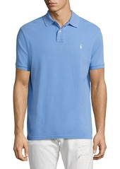 Ralph Lauren Polo Slim Fit Weathered Mesh Polo