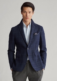 Ralph Lauren Polo Soft Checked Sport Coat