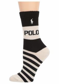 Ralph Lauren Polo Sport Logo Crew 1-Pack