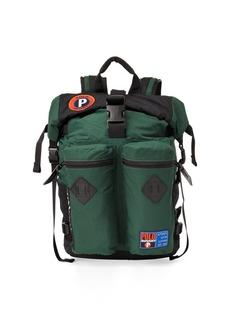 Ralph Lauren Polo Sport Roll-Top Backpack