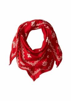 Ralph Lauren: Polo Square Knit Bandana Scarf