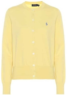 Ralph Lauren: Polo Stretch cotton cardigan