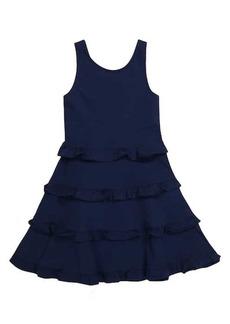 Ralph Lauren: Polo Stretch-cotton dress