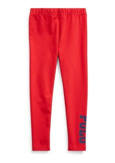 Ralph Lauren Polo Stretch Jersey Legging