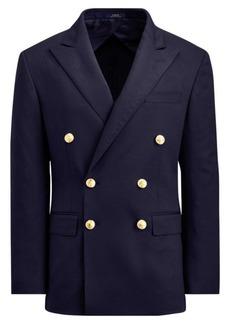 Ralph Lauren Polo Stretch Wool Blazer