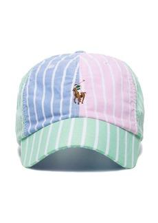 Ralph Lauren Polo striped baseball cap