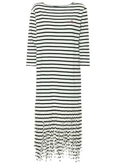 Ralph Lauren: Polo Striped cotton dress