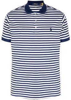 Ralph Lauren Polo striped cotton polo shirt