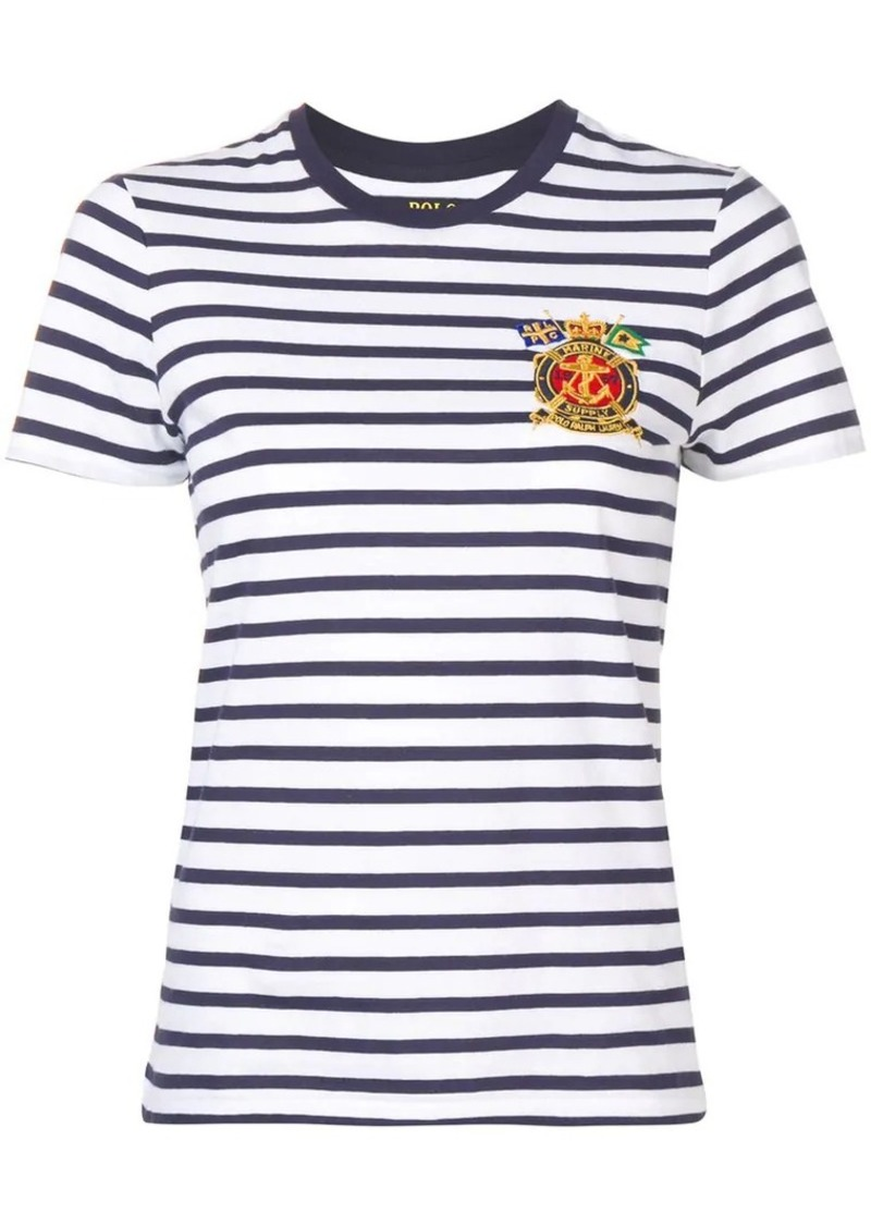 T Stripe Nautical Polo Ralph Shirt Lauren Dreamworks xoCdBe