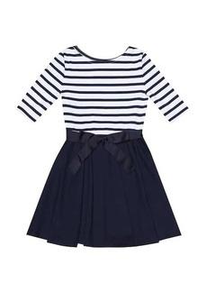 Ralph Lauren: Polo Striped dress