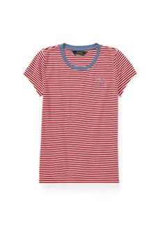 Ralph Lauren Polo Striped Jersey T-Shirt