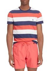 Ralph Lauren Polo Striped Jersey Tee