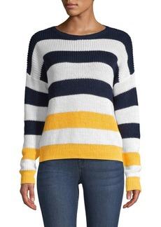 Ralph Lauren: Polo Striped Linen Sweater