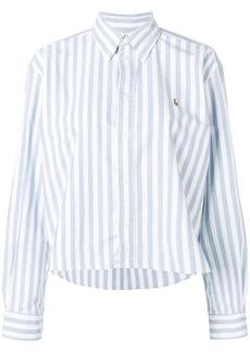 Ralph Lauren: Polo striped long-sleeve shirt