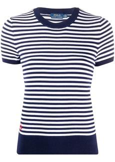Ralph Lauren: Polo striped short-sleeve top