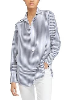 Ralph Lauren: Polo Striped Silk Shirt